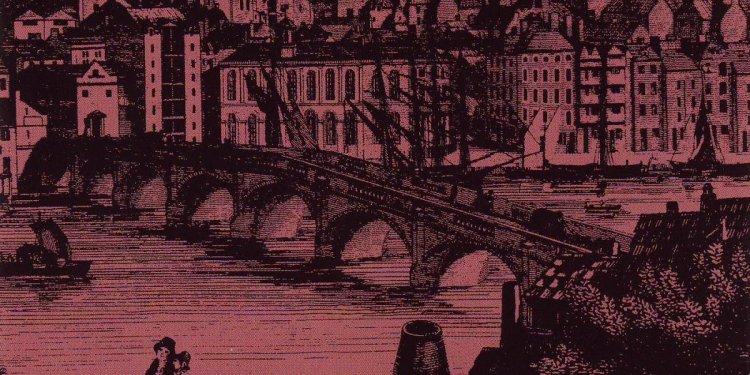 BOYZ MAKE NOIZE: Lindisfarne