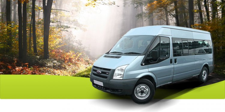 Car and minibus hire North