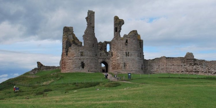 Dunstanburgh Castle and the