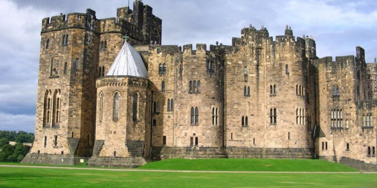 England s Alnwick Castle 3