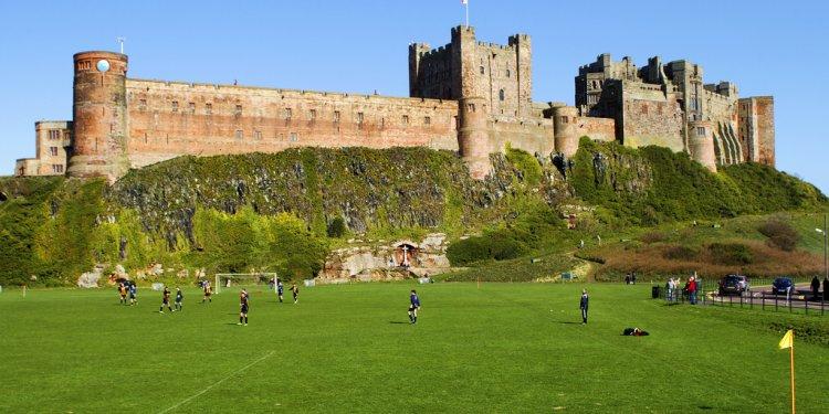 Than Bamburgh Castle
