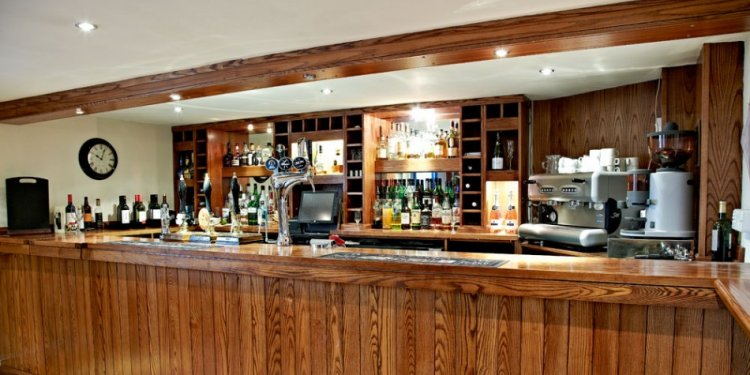 Warkworth House Hotel Bar