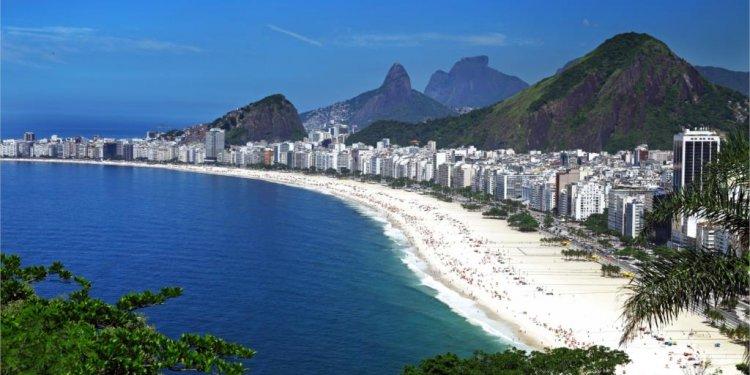 Landscape Brazil Rio de J