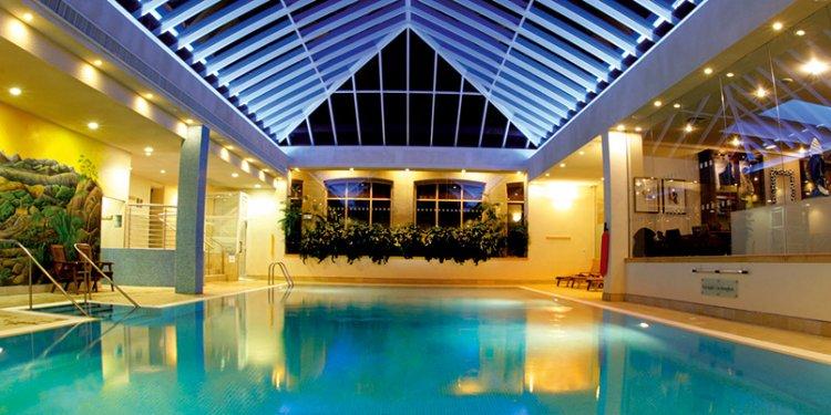 Matfen Hall Spa offer a