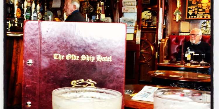 The Olde Ship Hotel