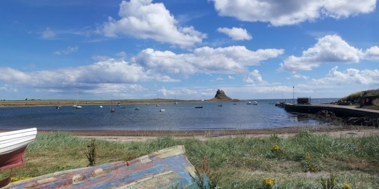 Of Holy Island. Weather