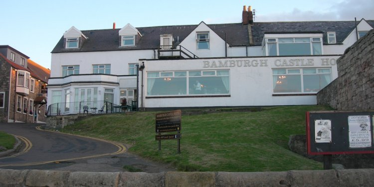 Hotel Near Seahouses Northumberland