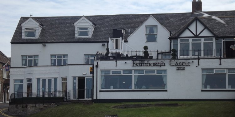 Bamburgh Castle Inn Seahouses