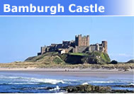 Bamburgh Castle journey