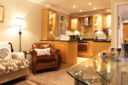 Boutique Style Luxury Holiday cottage in Northumberland brief break new-year