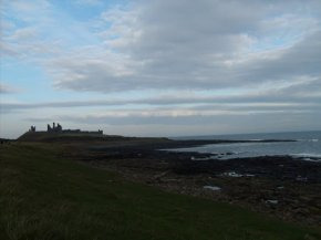 Dunstanburgh Castle, Walking the Northumberland Coast Path Stage 3