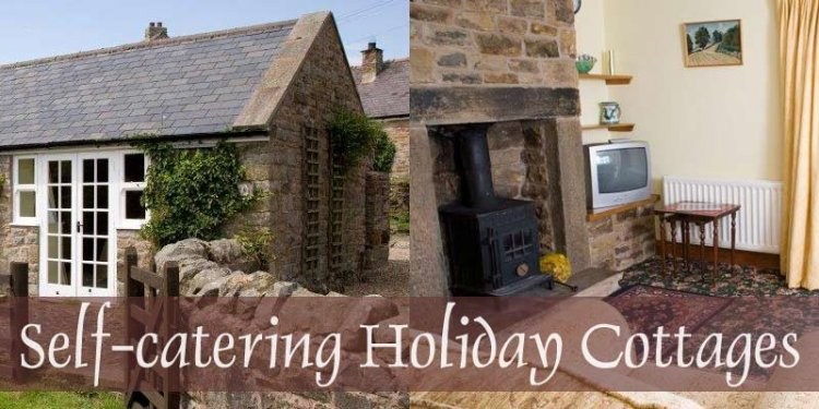 Hill Farm holiday cottages Seahouses England