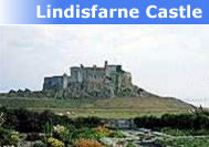 Lindisfarne Castle journey