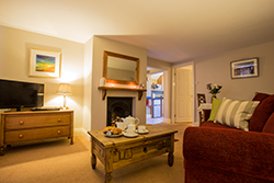 luxury holiday apartment in Alnwick Northumberland dogs welcome
