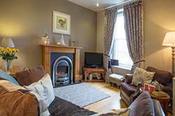 Nursery Cottage Alnwick Northumberland Luxury getaway Cottage for 2 or Family Dogs Welcome