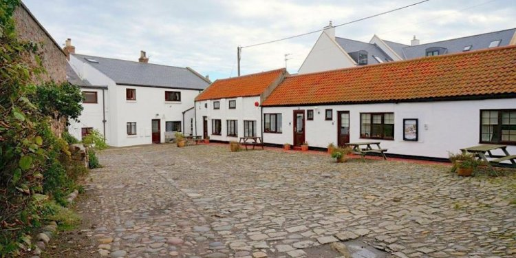 Cottages Seahouses England
