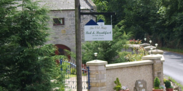 Bed and Breakfast Northumberland