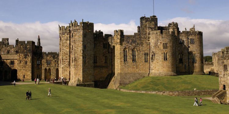 Alnwick Castle hotels