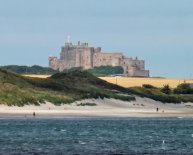 Bamburgh Castle Facts