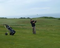 Bamburgh Castle Golf
