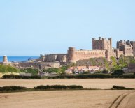 Bamburgh Castle hotels