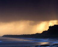 Castle on Island Seahouses Northumberland