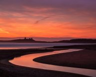 Dunstanburgh Castle Northumberland
