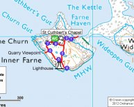 Farne Islands accommodation