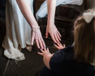 Lindisfarne Castle wedding