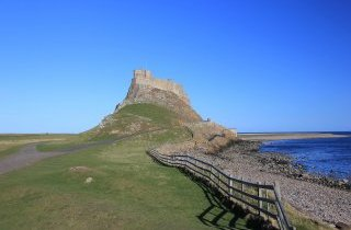 top ten Northumberland tourist attractions as detailed by Tripadvisor - Holy Island