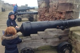 top ten Northumberland tourist attractions as listed by Tripadvisor - Bamburgh Castle